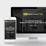 Neue Webseite von Kfz-Meisterwerkstatt Stege - Jetzt auch für mobile Endgeräte.