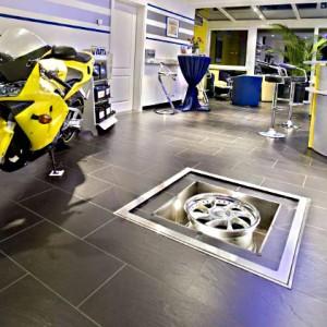 Fachgerechte Reifeneinlagerung übernimmt die Kfz-Meisterwerkstatt Stege