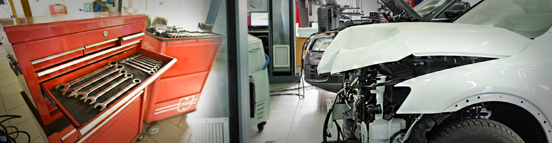 Unfallinstandsetzung Karosserieschaden Schadensabwicklung Gutachter Ersatzfahrzeug