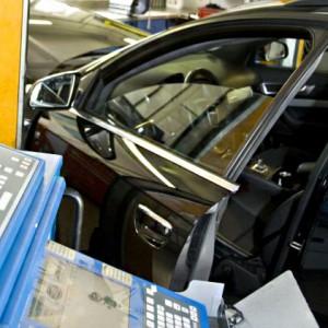Kleiner oder großer Schaden an der Karosserie - Schnelle und reibungslose Reparatur